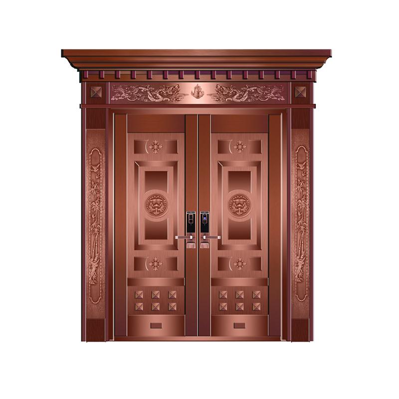铜门有哪些优点